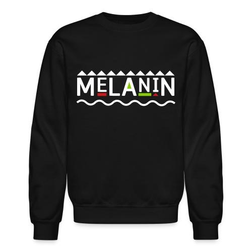 Melanin - Crewneck Sweatshirt