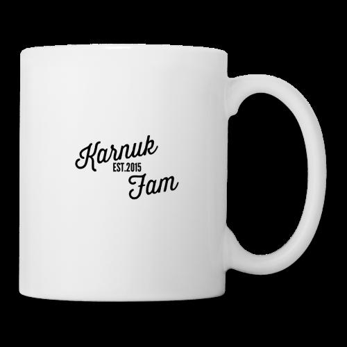 EST.2015 KarnukFam Mug (White) - Coffee/Tea Mug