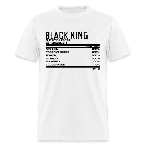 Black King - Men's T-Shirt