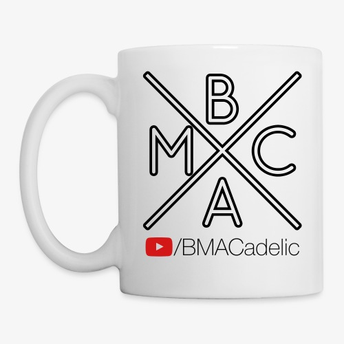 The BMAC Mug (White Edition) - Coffee/Tea Mug