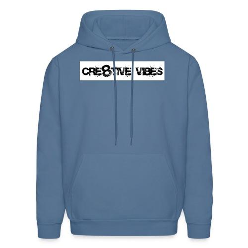 Cre8tive Vibes - Pull over Hoodie (unisex) - Men's Hoodie