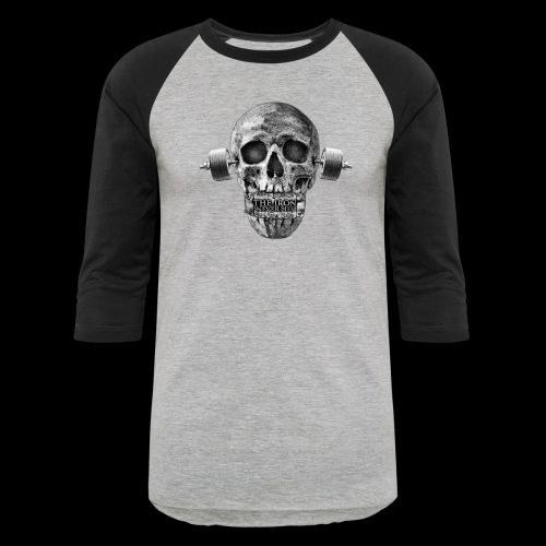 THE IRON NEVER LIES - Baseball T-Shirt