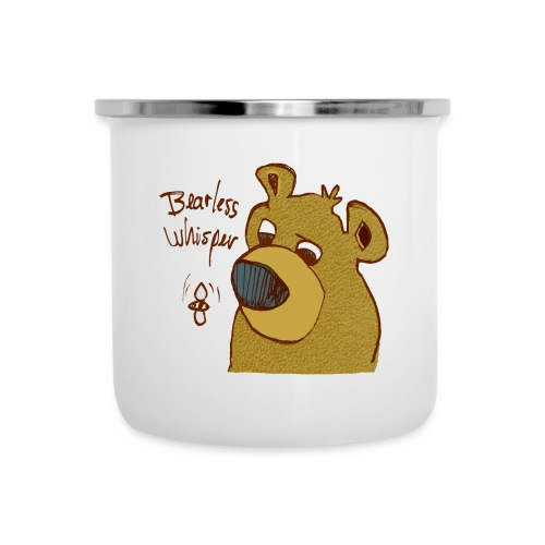 bearless whisper - Camper Mug