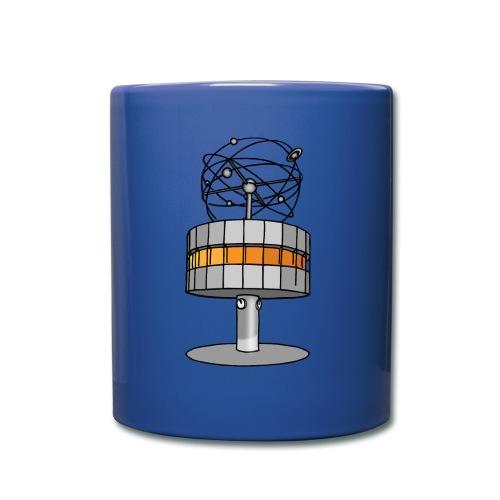 World time clock Berlin c - Full Color Mug