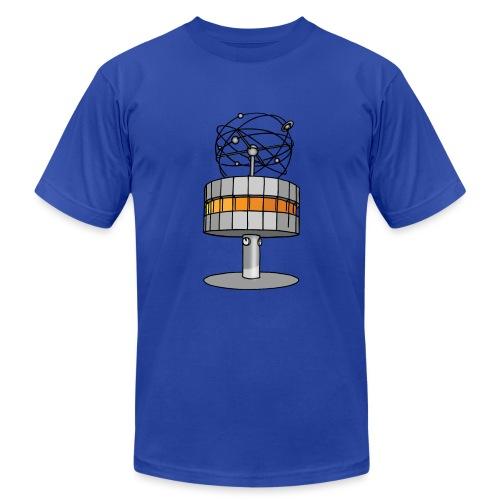 World time clock Berlin c - Men's Jersey T-Shirt