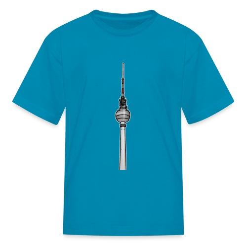 TV-Tower Berlin c - Kids' T-Shirt