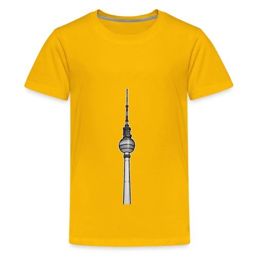 TV-Tower Berlin c - Kids' Premium T-Shirt