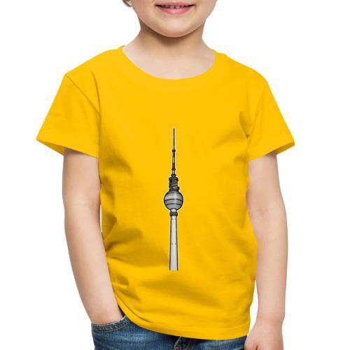 TV-Tower Berlin c - Toddler Premium T-Shirt