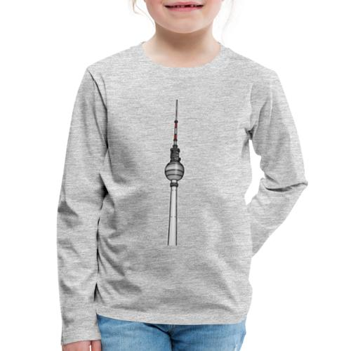 TV-Tower Berlin c - Kids' Premium Long Sleeve T-Shirt