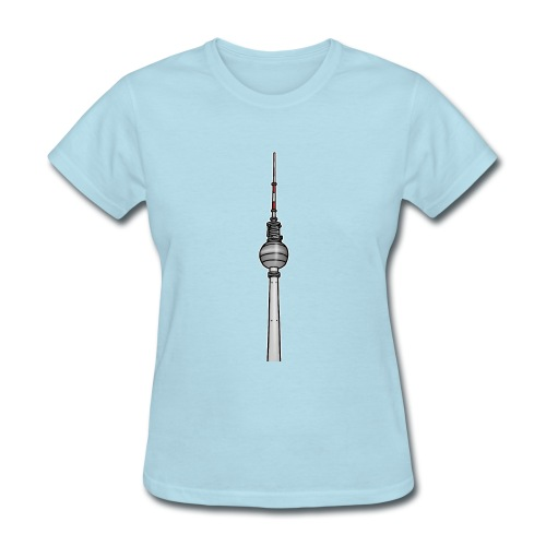 TV-Tower Berlin c - Women's T-Shirt