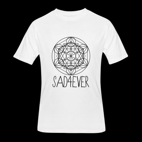 Sacred sad4ever T-Shirt - Men's 50/50 T-Shirt