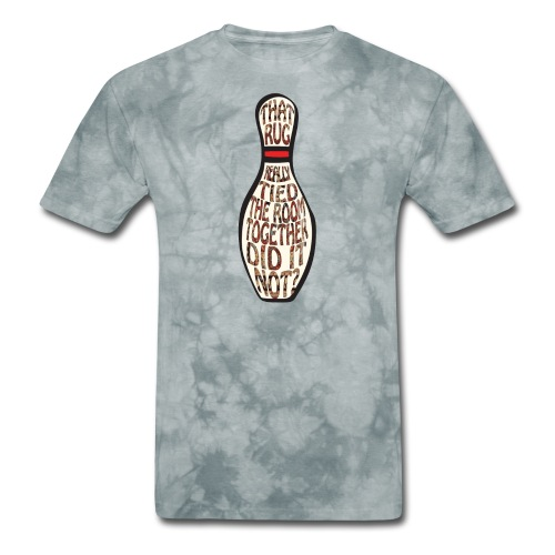 That Rug - Lebowski - Men's T-Shirt