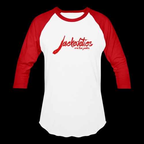 Jackedetics Tag Baseball - Baseball T-Shirt