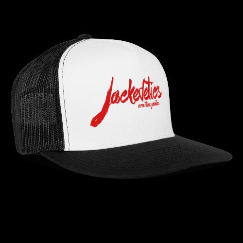Jackedetics Tag Trucker - Trucker Cap