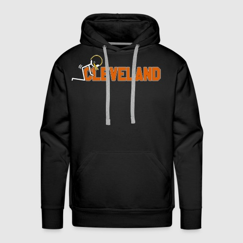 F Cleveland - Men's Premium Hoodie