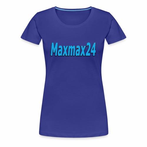 Maxmax24 For the Kids! - Women's Premium T-Shirt