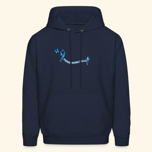 Mens Everything  Addy group hoodie - Men's Hoodie