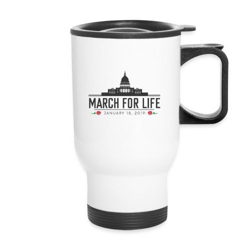 2019 March for Life - Travel Mug - Travel Mug