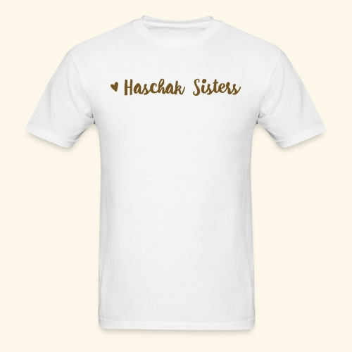 HS Adult Gold Logo - Men's T-Shirt