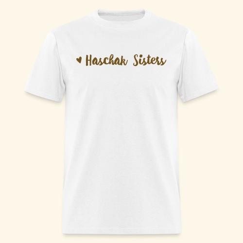 HS Adult Gold Logo - Men's T-Shirt