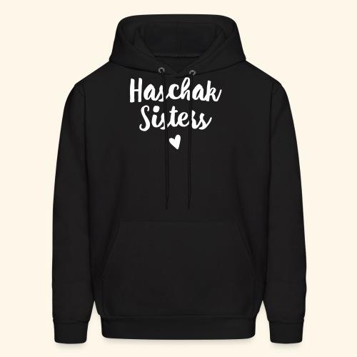 HS Adult Black Hoodie - Men's Hoodie
