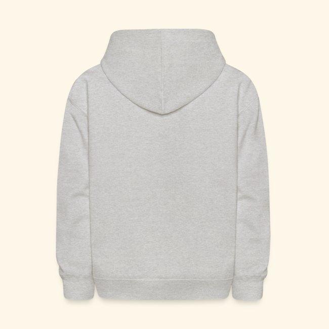 HS Kids Grey Logo Hoodie