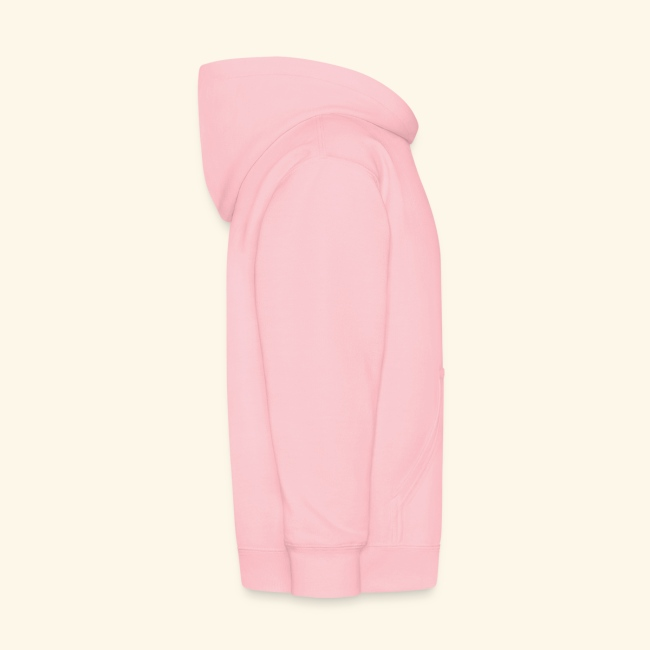 HS Kids Pink Heart Hoodie