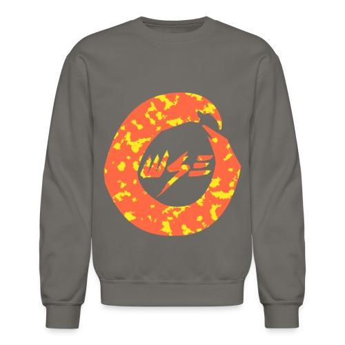 OWSE Logo | Drysun Camo - Crewneck Sweatshirt