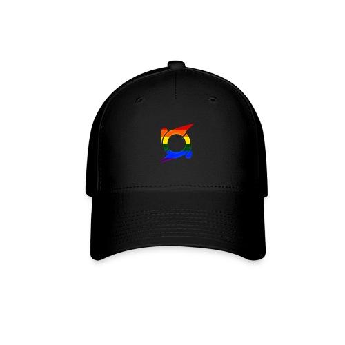 Orbit Rainbow/Pride Logo - Baseball Cap - Baseball Cap