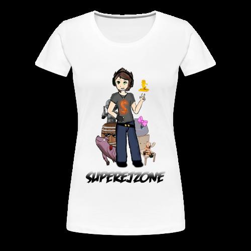 Superejzone Amnesia Family Women's T-Shirt - Women's Premium T-Shirt