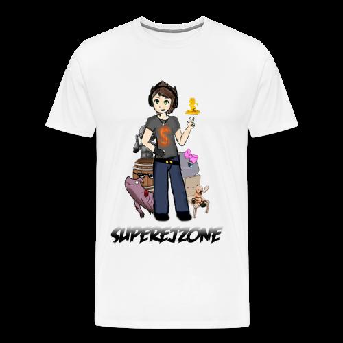 Superejzone Amnesia Family Men's T-Shirt - Men's Premium T-Shirt