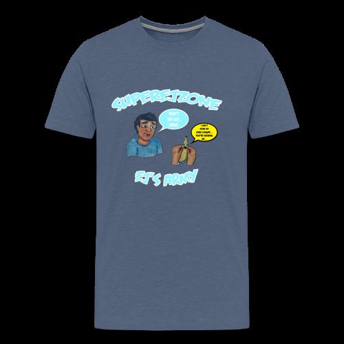 Superejzone EJ's Army Men's T-Shirt - Men's Premium T-Shirt