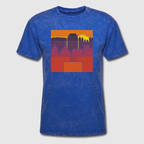 BURGH-BLOCK - Men's T-Shirt