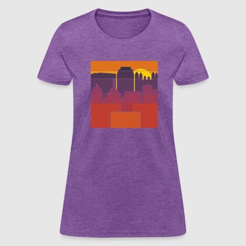 BURGH-BLOCK - Women's T-Shirt
