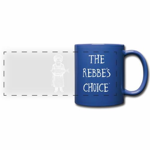 The Rebbe Wraparound Mug - Full Color Panoramic Mug
