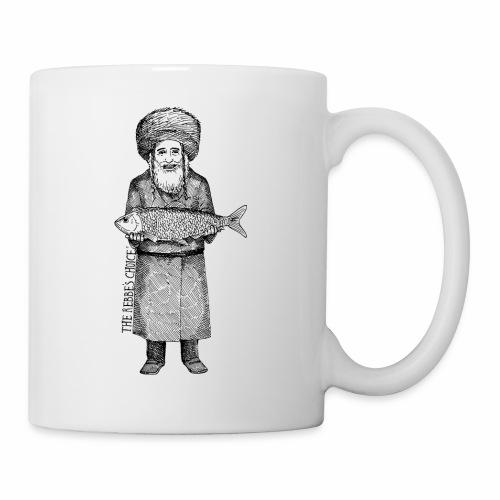 White Rebbe Mug - Coffee/Tea Mug
