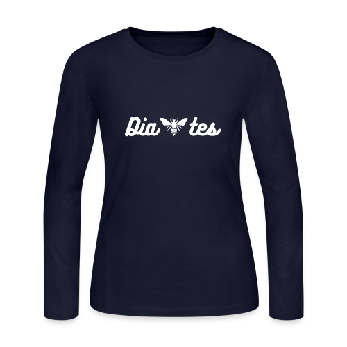 Dia Bee Tes - Women's Long Sleeve Jersey T-Shirt
