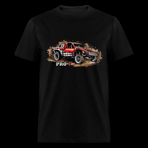 Pro4 Race Red Pocket