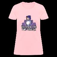 T-Shirts ~ Women's T-Shirt ~ Oracle Tobuscus (Women)