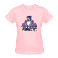T-Shirts ~ Women's T-Shirt ~ Oracle Tobuscus (Women)