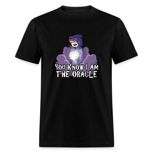 Oracle Tobuscus  - Men's T-Shirt