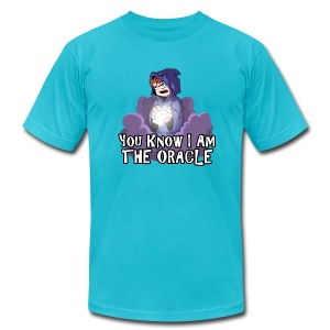 Oracle Tobuscus (American Apparel) - Men's T-Shirt by American Apparel