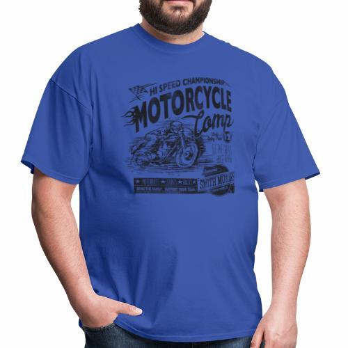 Motorcycle Champ - Men's T-Shirt