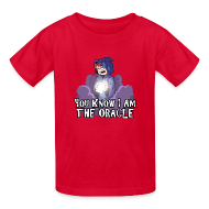 Kids' Shirts ~ Kids' T-Shirt ~ Oracle Tobuscus (Children)