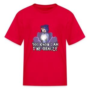 Oracle Tobuscus (Children) - Kids' T-Shirt
