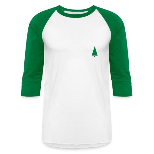 Classic Tree - Baseball T-Shirt