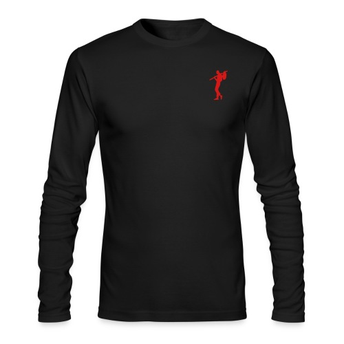 HARDROUTE Long Sleeve T Shirt - Men's Long Sleeve T-Shirt by Next Level