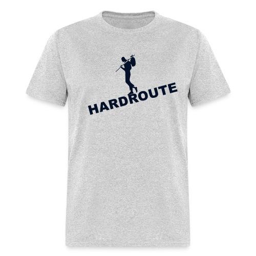 HARDROUTE Premium Men's T-Shirt - Men's T-Shirt