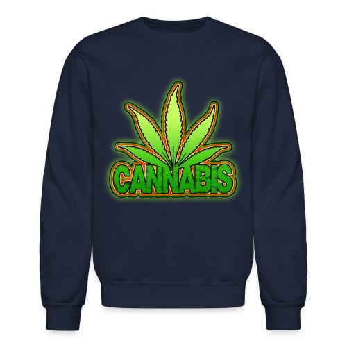 CANNABIS - Crewneck Sweatshirt