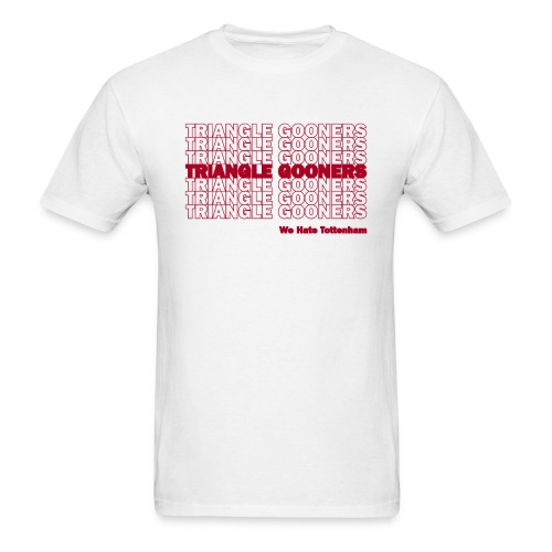 Thank You Gooners - Men's T-Shirt